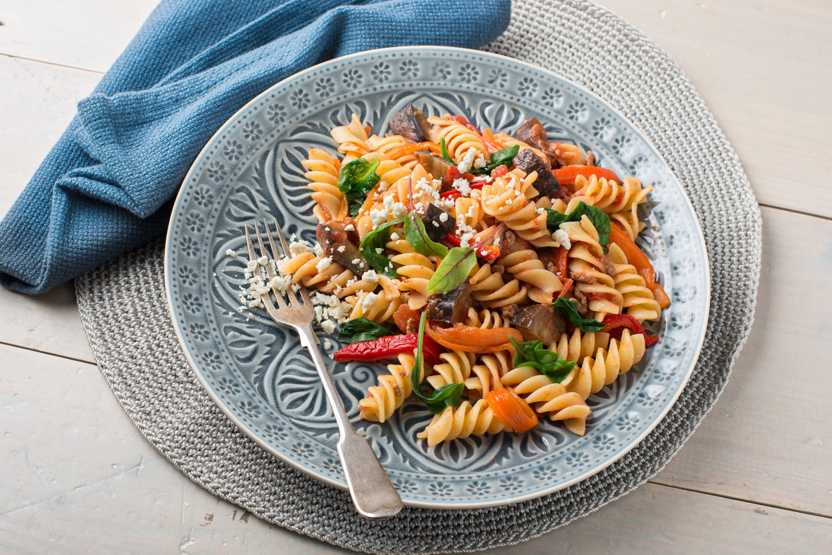 Roasted_Eggplant_and_Beef_Fusilli